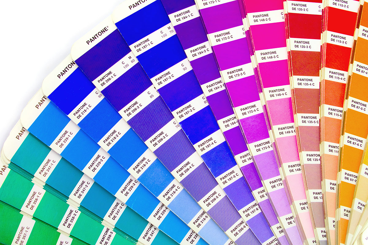 Pantone Colors And Your Brand