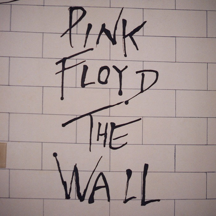Pink Floyd The Wall Mural 1
