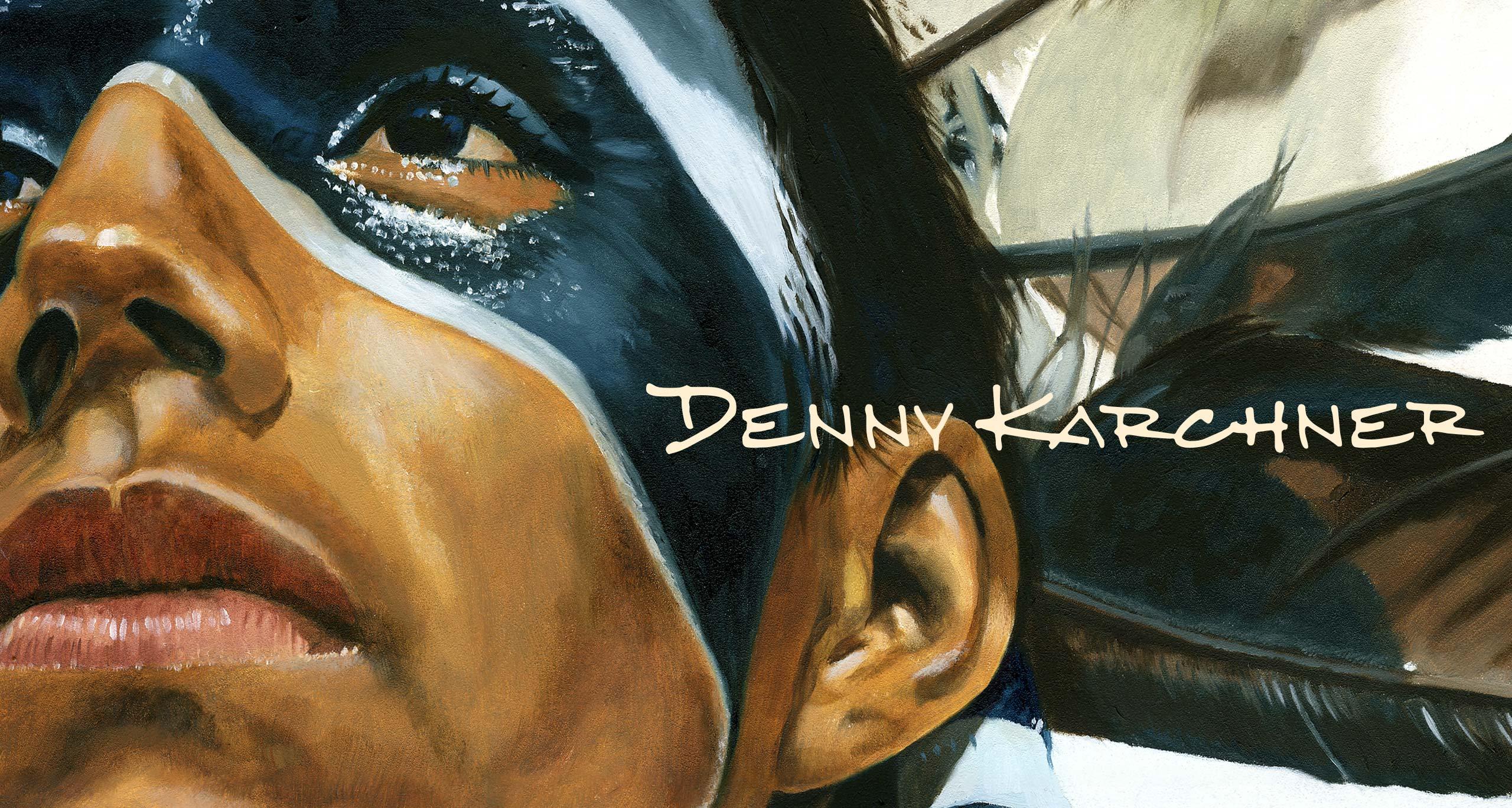 denny karchner western art