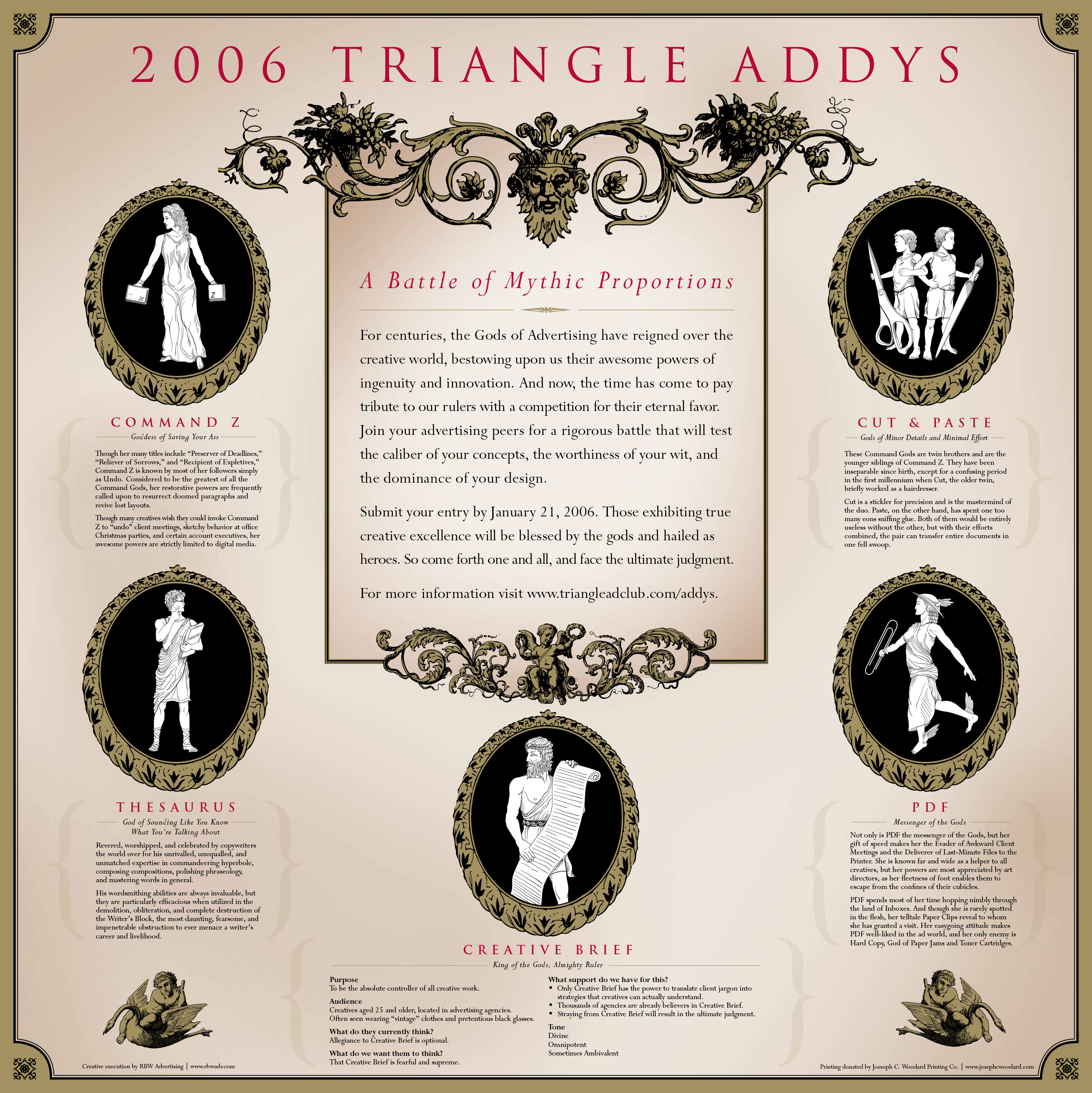 addys poster