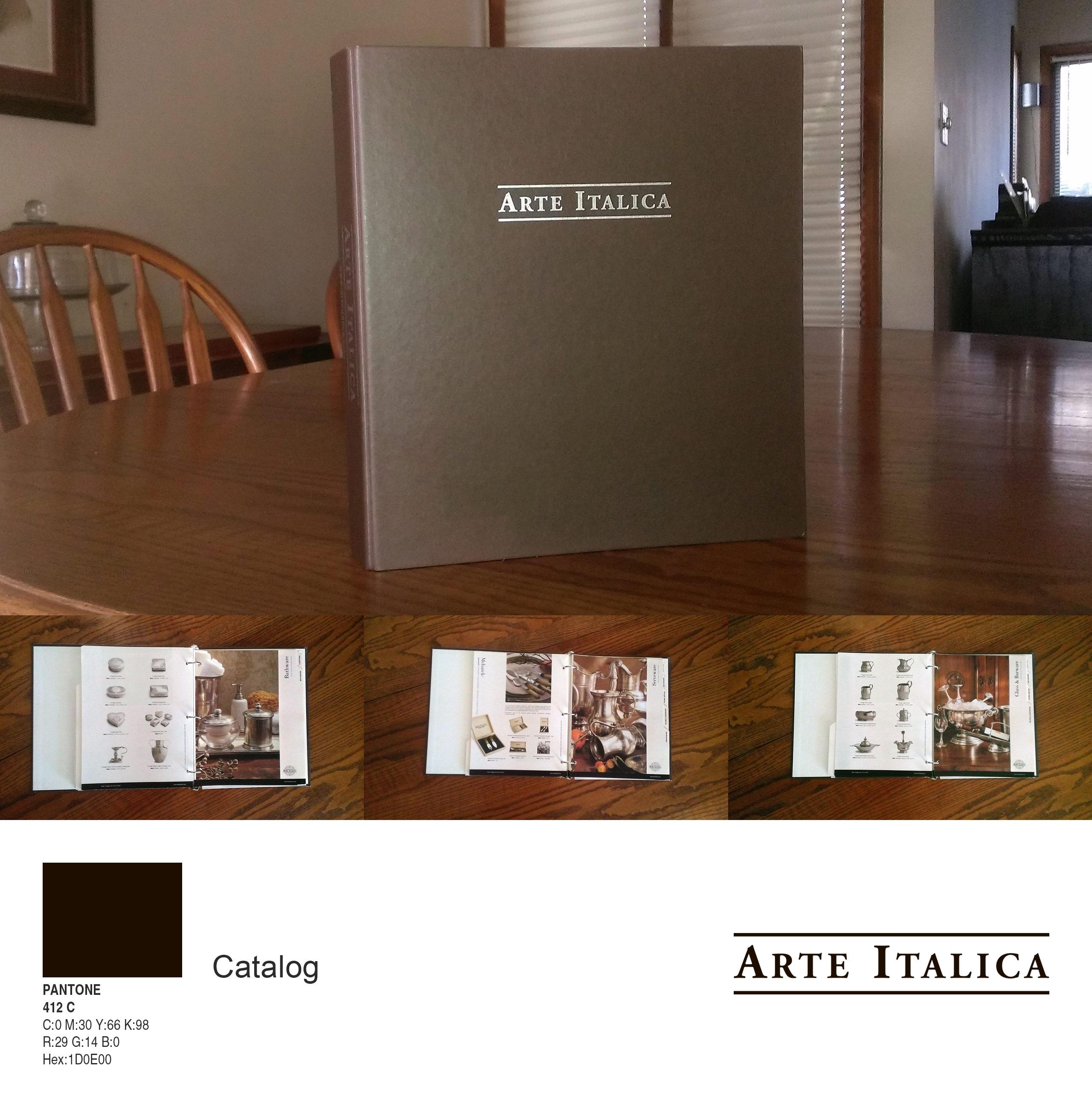 arte italica catalog 1