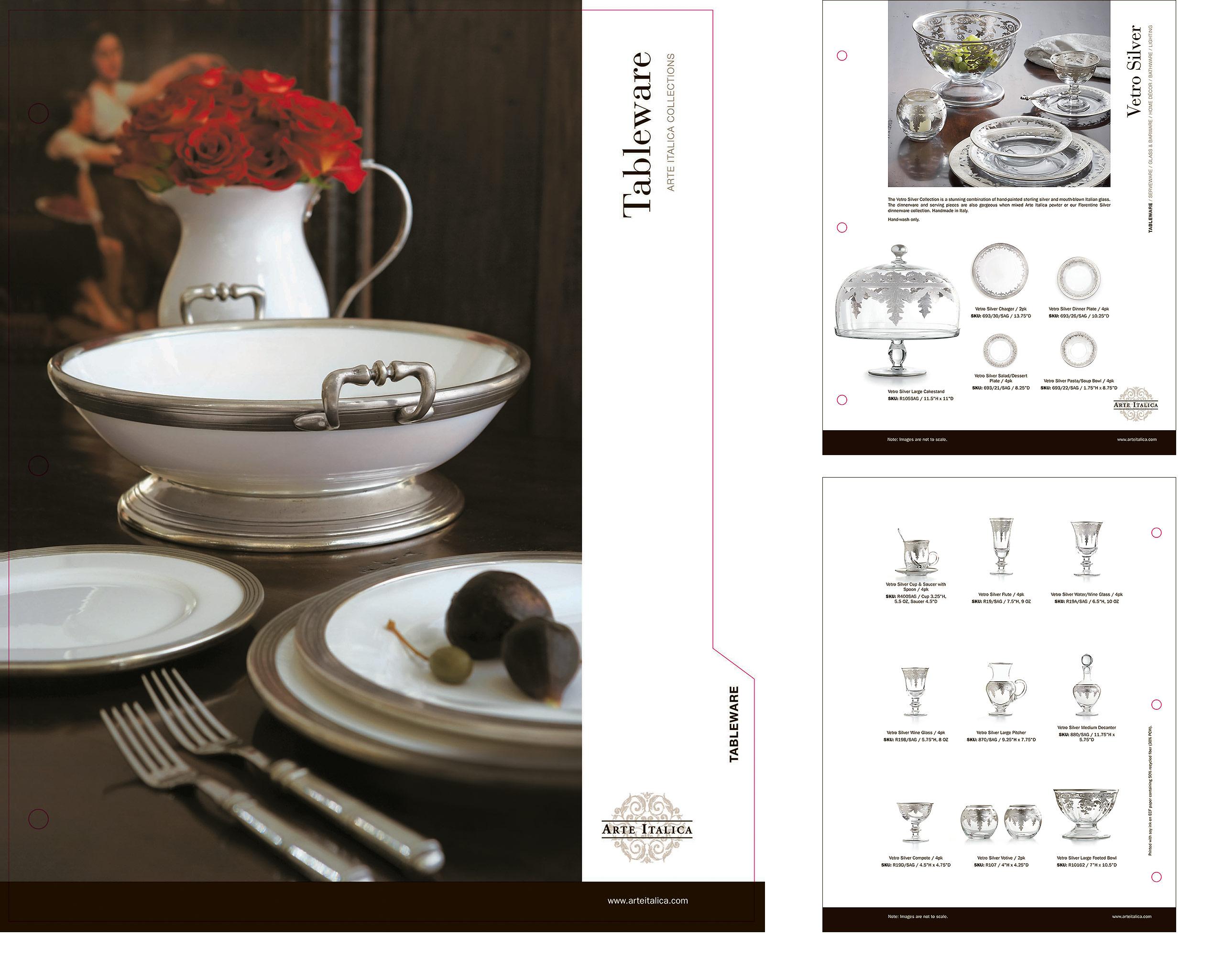 arte italica catalog 3