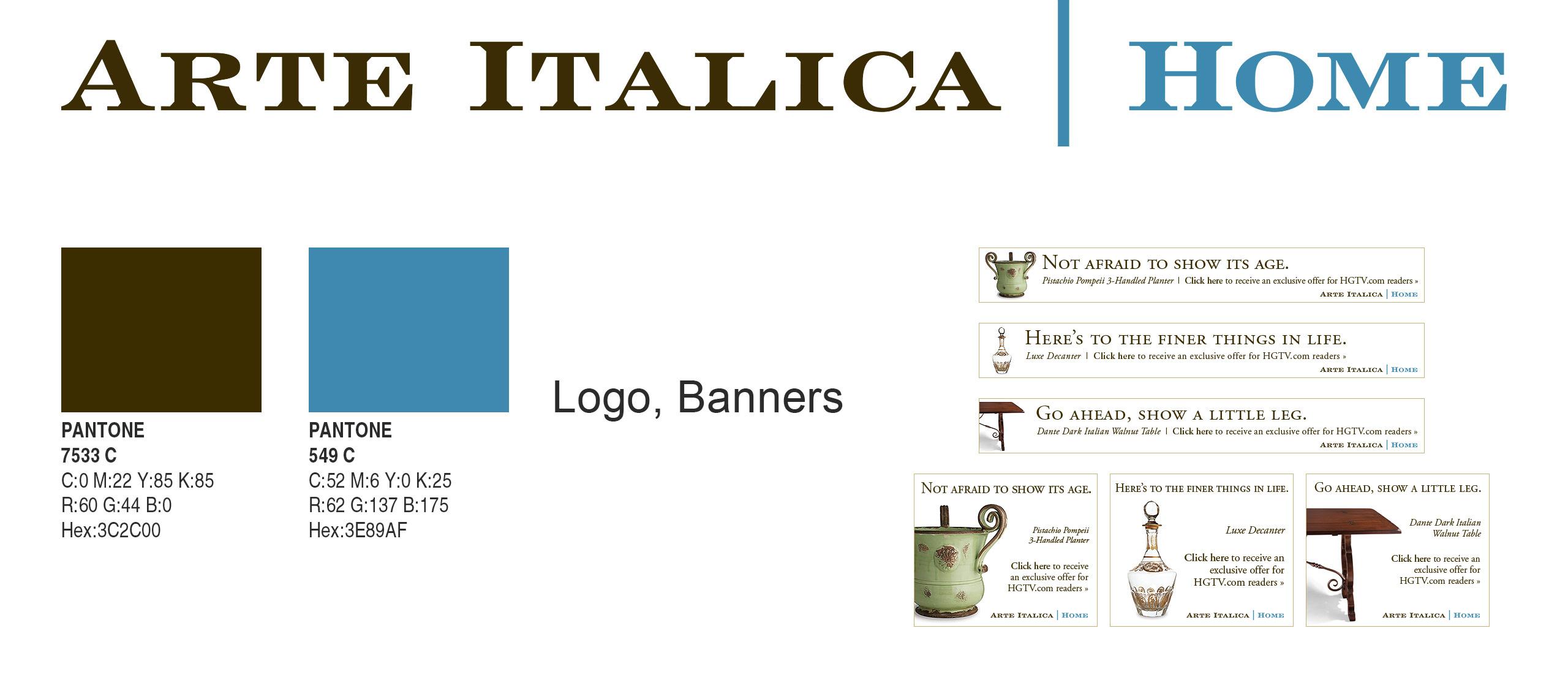 arte italica home logo