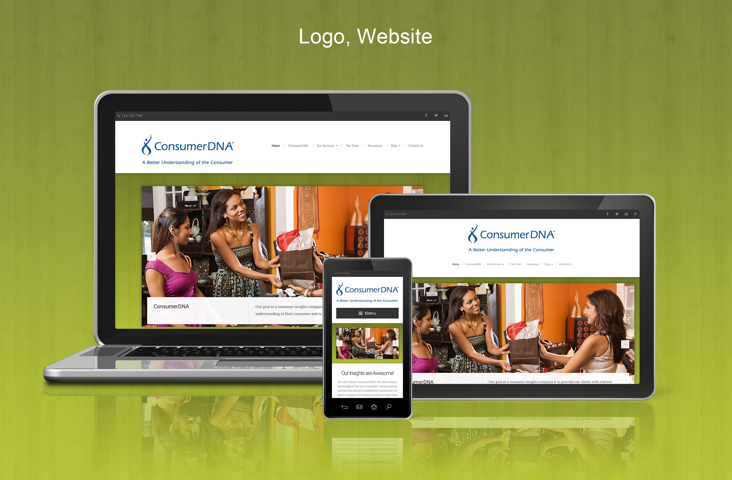 consumerdna website