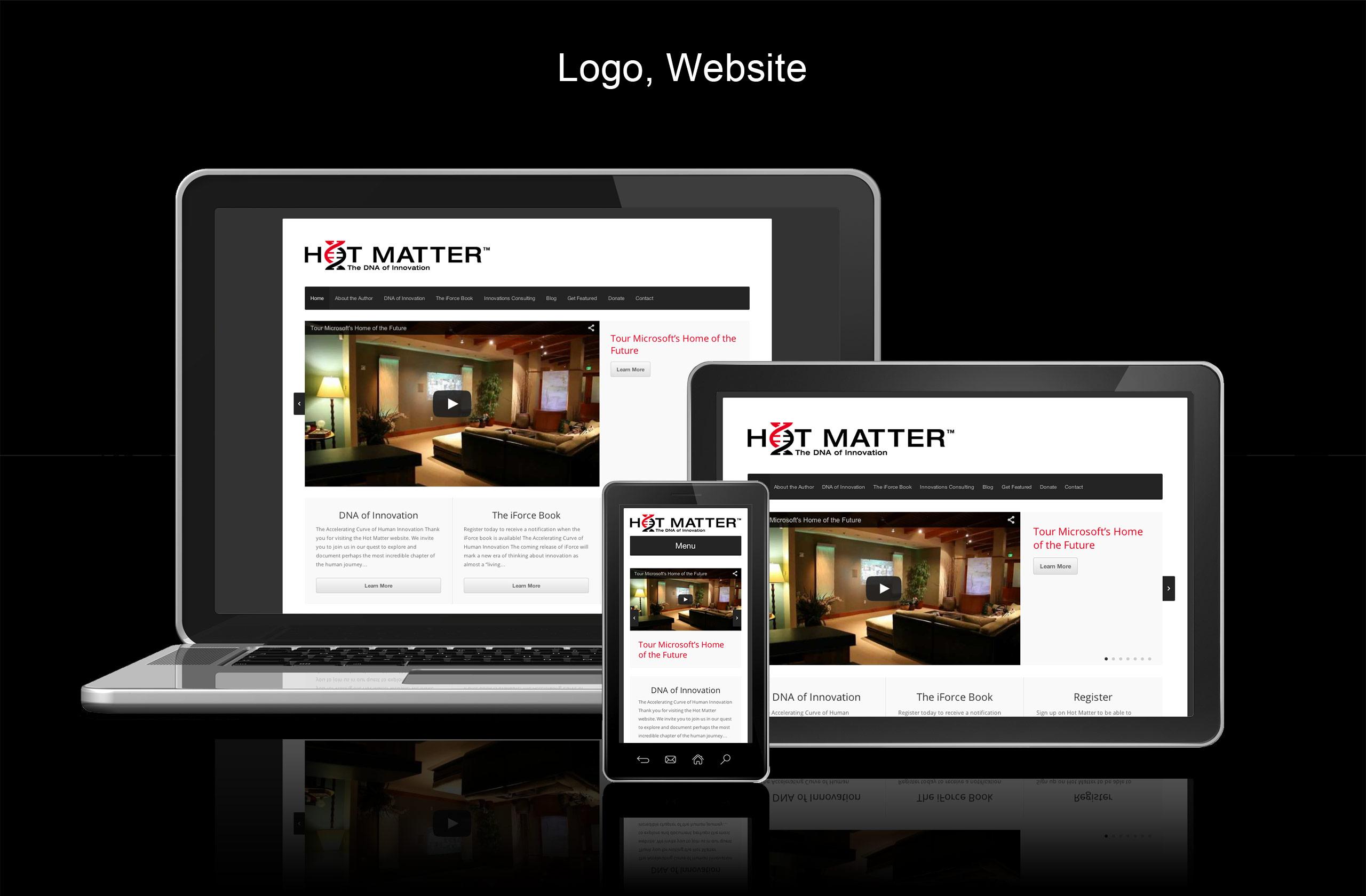 hot matter website