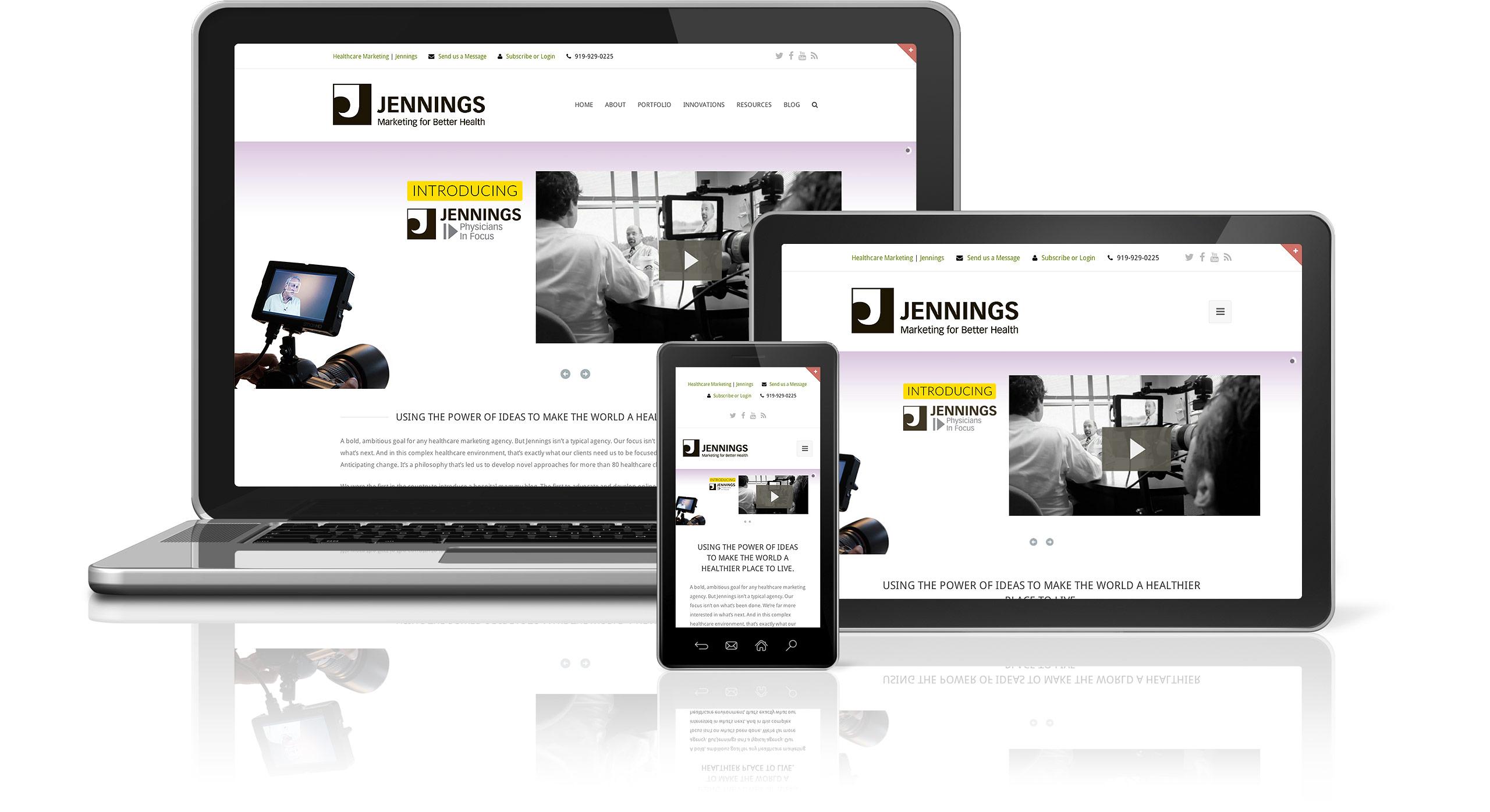 jennings website